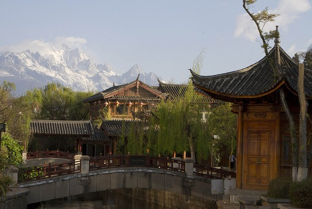 Our tour draws to a close with a visit to the historic town of Lijiang, a UNESCO World Heritage site dominated by the Jade Dragon Snow Mountain…