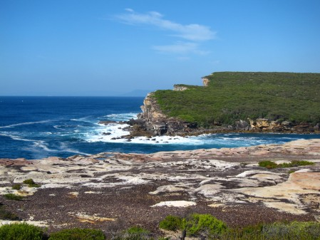 Our last few days will be spent around Sydney, where gorgeous coastlines and the Royal National Park